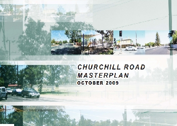 Churchill Road Master Plan - Stage 3