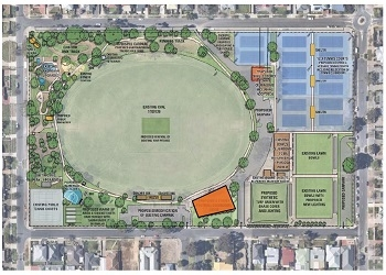Draft Broadview Sports & Recreation Precinct (Yarnta Tutu yarta) Master Plan