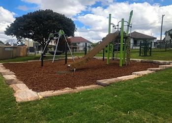 Cedric Hoffmann Reserve Playground Upgrade