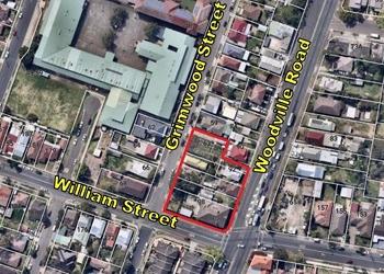 Planning Proposal for 100 Woodville Road, Granville