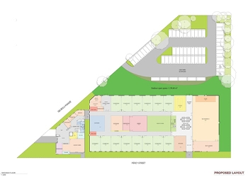 Planning Proposal for 2 Percy Street, Auburn