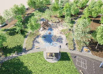 3D image of proposed concept